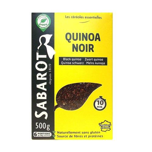 SABAROT Quinoa Black 500g