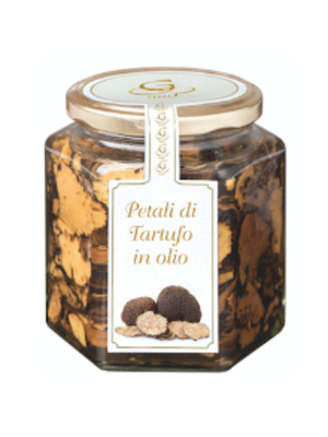 GINOS Truffle Flakes in oil 330g (Italy)