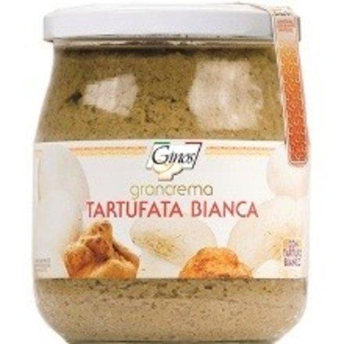 GINOS White Truffles Sauce 510g (Italy)
