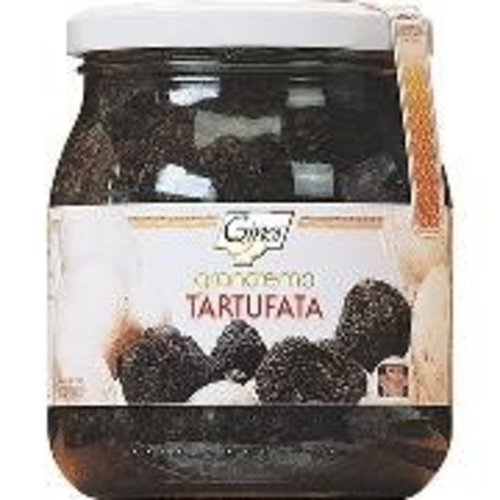 GINOS Black Truffles Sauce 510g (Italy)