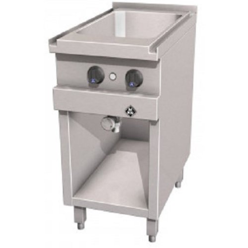 MKN 2120501S - Electric Bain Marie 1x1 1 GN with Base Cupboard for Drain (USED)
