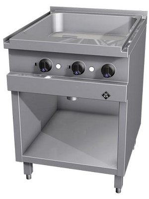 MKN 2122507S - Electric Griddle Pan 1 Supra, 700 mm Depth (USED)