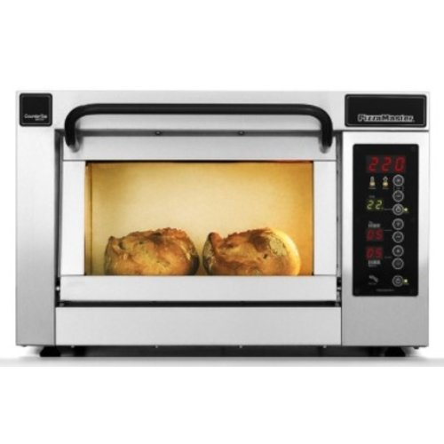 PIZZA MASTER PM 401ED - Countertop Electric Pizza Oven with One Chamber, 400 Series (DEMO UNIT)