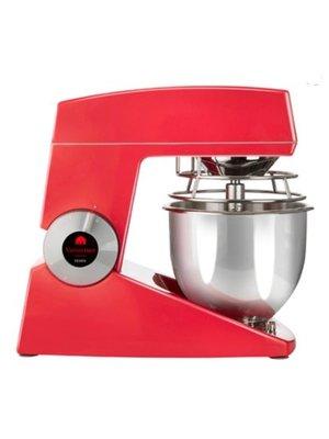 BEAR VARIMIXER Teddy 5L - Dough Mixer (RED)