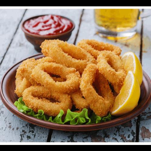 Frozen Squid Rings