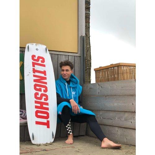 S&LT originals Badstof surfponcho dames & heren