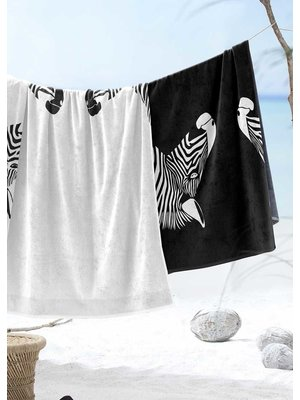 Seahorse Strandlaken Zebra