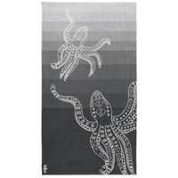 Velours strandlaken Octopus