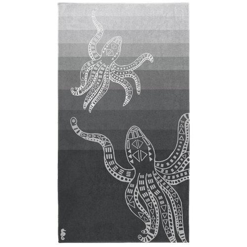 Seahorse Velours strandlaken Octopus