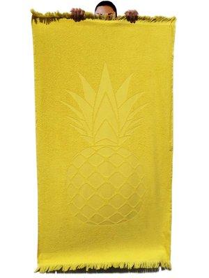 Ananas hamamdoek badstof
