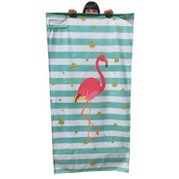 Flamingo strandlaken