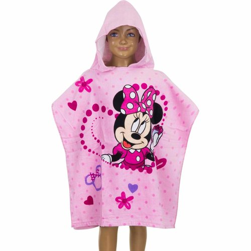 Kinderponcho Minnie Mouse