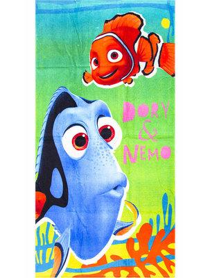 Kinderstrandlaken Dory & Nemo