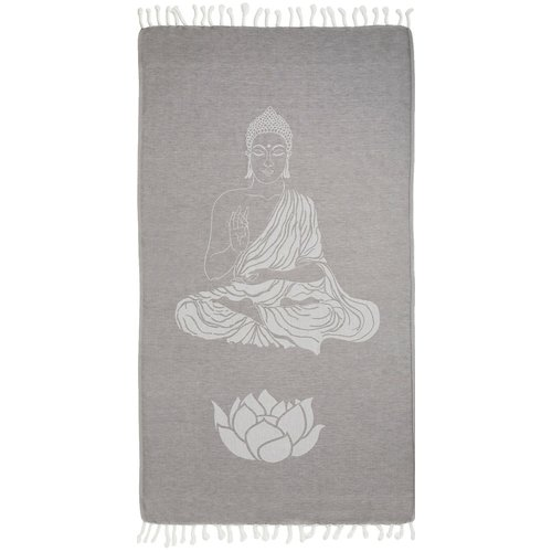 Seahorse Buddha hamamdoek
