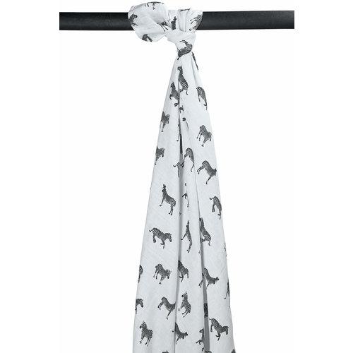 XXL hydrofieldoek Zebra 140x200 cm