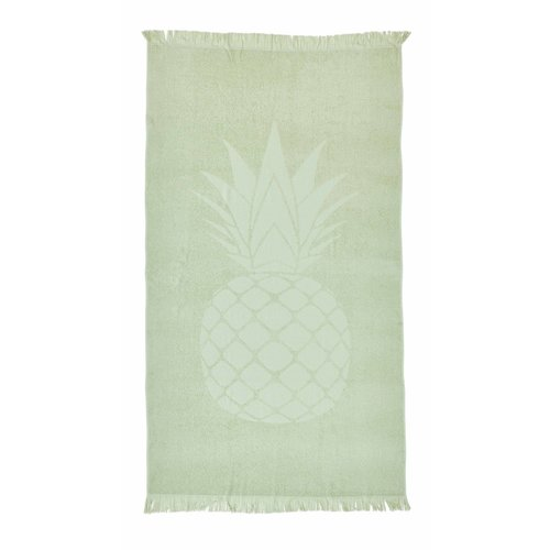 Badstof hamamdoek Ananas