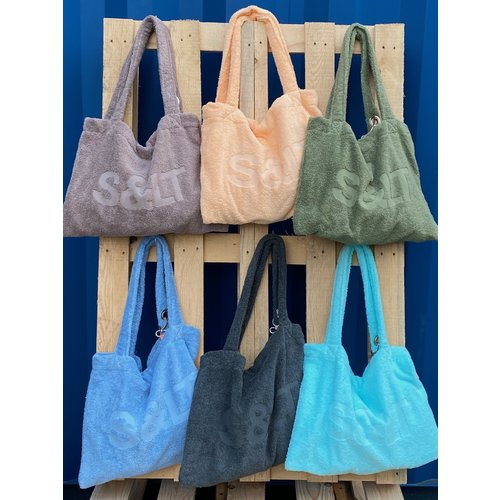 S&LT Badstof tas - 6 kleuren