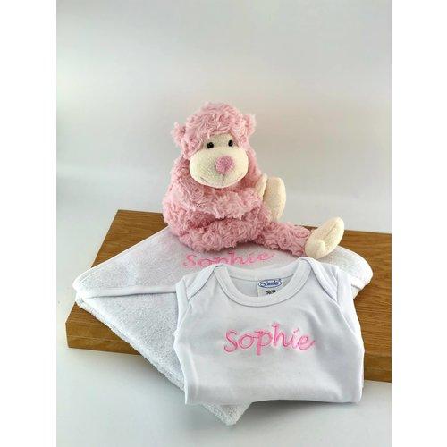 Newborn geschenkset meisje
