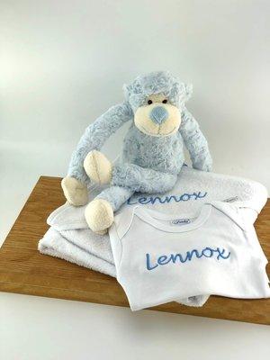 Newborn geschenkset jongen