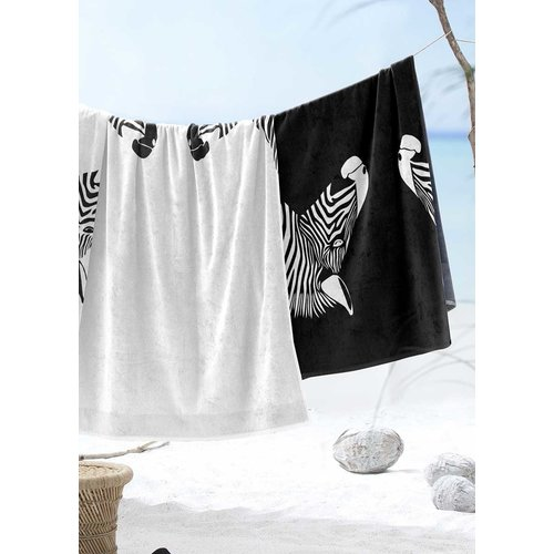 Seahorse Seahorse strandlaken Zebra