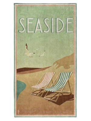 Seahorse Seahorse strandlaken Blackpool