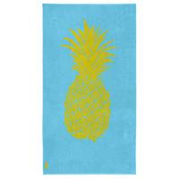 Strandlaken met ananas