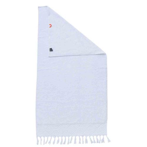 Luxe witte handdoeken Bohemian