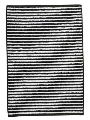 Badmat met streepjes 50x70