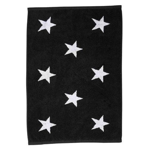 Badmat met sterren 50x70
