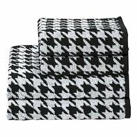 Handdoeken met ruitjes