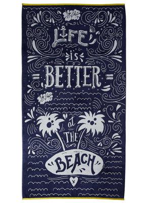 Kaat Amsterdam KAAT strandlaken Beach Life