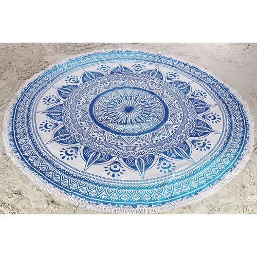 Roundie blauw