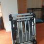 Duvo+  Autobench Small aluminium 64x49x59 cm