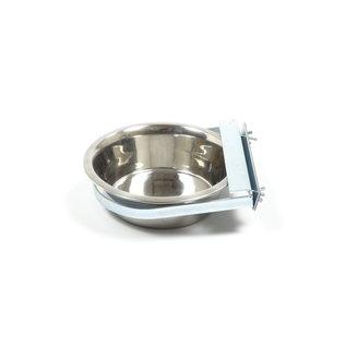 Hundos Hundos Pro Drinkbak/Voerbak 1 liter met houder