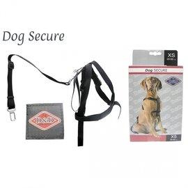 Duvo+ Auto Veiligheidsharnas met gordel voor hond maat XS 20-25cm