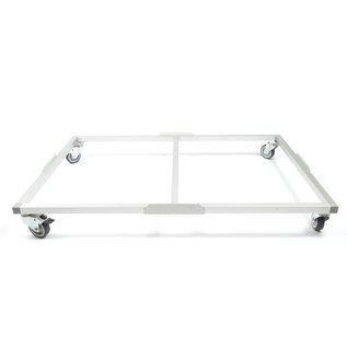 Hundos Wielenframe voor Hundos Pro Aluminium Hondenbench model DK/DL maat M