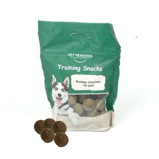 Pet Rewards Trainings Snack Boilies chicken 19 mm