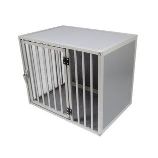 Hundos  Pro Hondenbench model DL maat S deur links