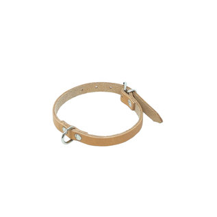 Kerbl Halsband  Leer 22-28Cm