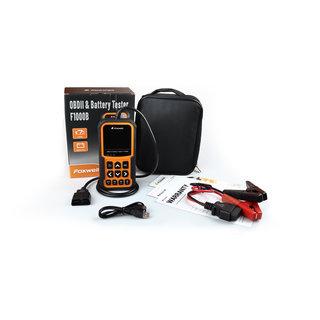 Foxwell FB1000B Accu Tester / Code Reader