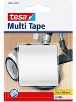 Tesa Tesa multi tape wit - 5 meter x 50 mm.