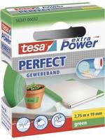 Tesa tesa extra Power Perfect Premium duct tape, 2.75m:19mm, groen