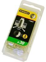 Stanley Stanley Sluitringen Aluminium 5mm - 30 stuks