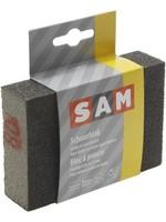 SAM SAM schuurblok middel/grof