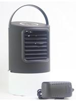 Portable  Luchtkoeler/ventilator - zwart