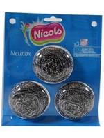 Nicols Nicols Nettinox 3 stuks