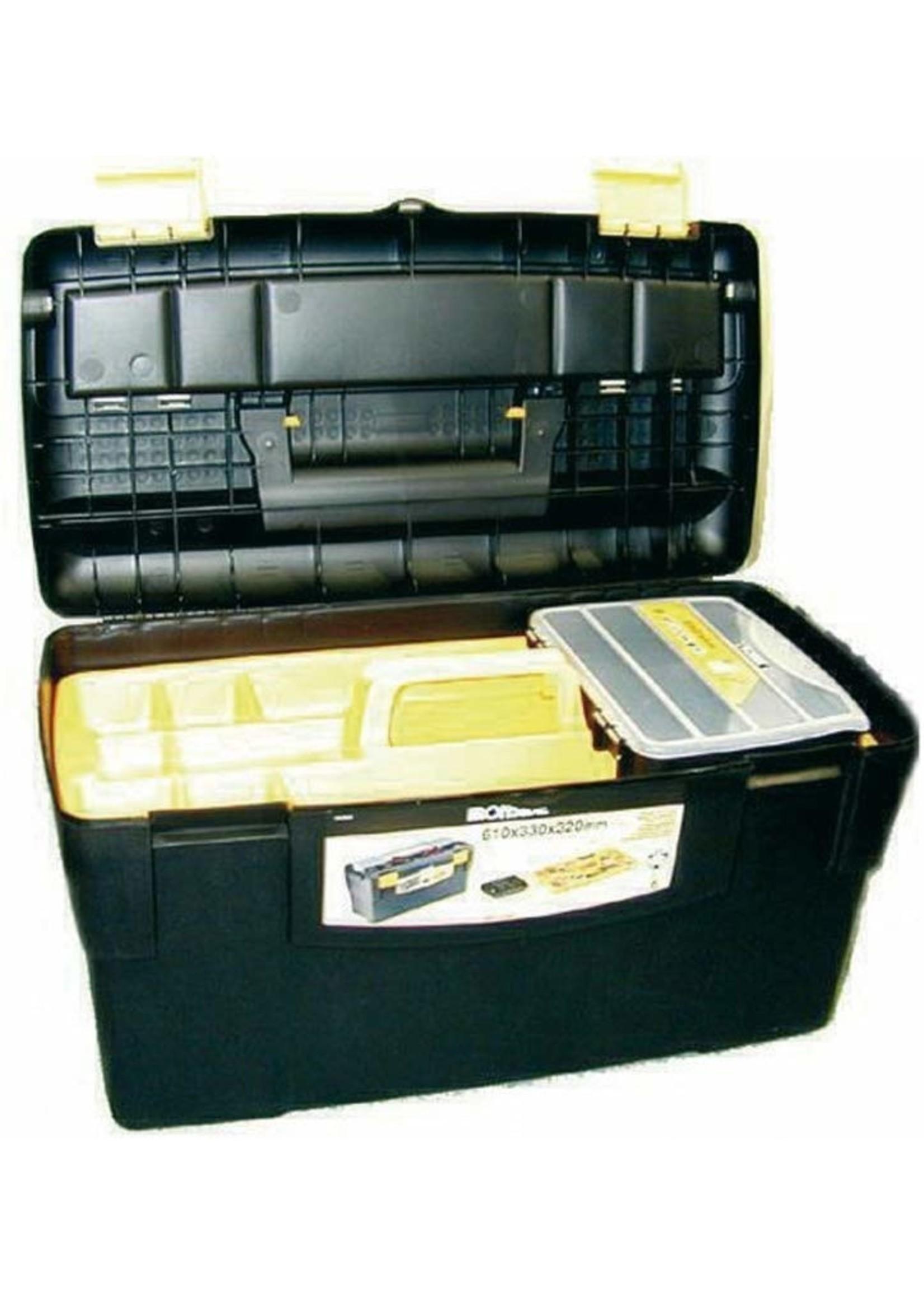 Ironside Ironside gereedschapskoffer large 610 x 330 x 320 mm