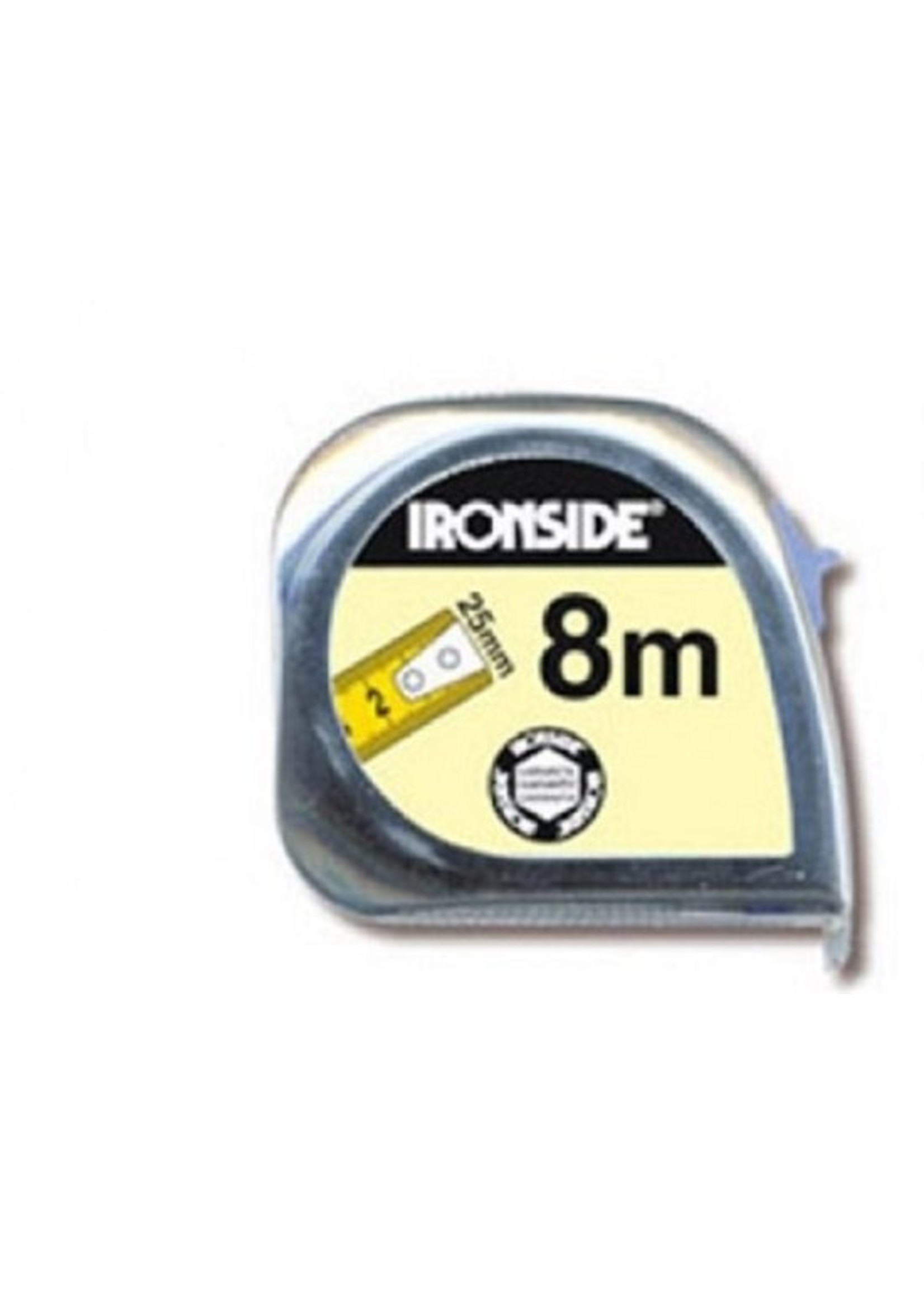 Ironside Ironside ABS rolmaat 8m