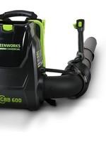 Greenworks Greenworks GC82BLB Accu bladblazer   Snoerloze bladruimer 82V Li-ion zonder accu en lader