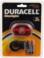 Duracell Fietslamp LED achterlicht
